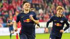 El Leipzig se impuso en campo del Mainz
