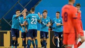 La liga rusa tendrá público en las gradas