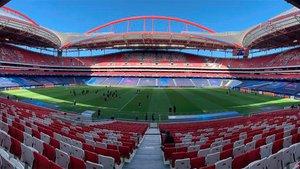 Lisboa, una burbuja Champions para asegurar 2.400 millones