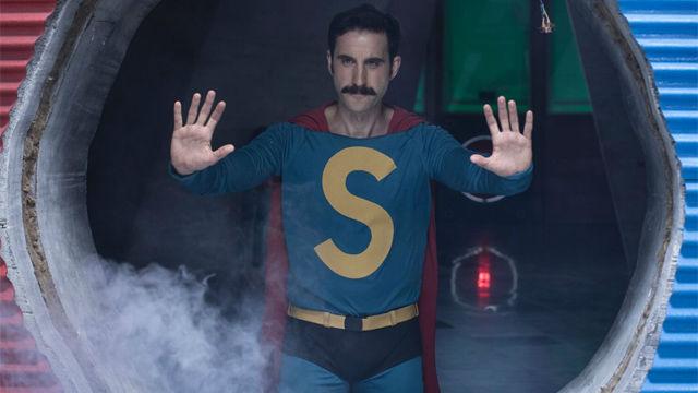Llega al cine Superlópez, el próximo héroe español venido del espacio