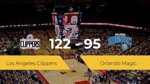 Los Angeles Clippers consigue ganar a Orlando Magic en el Staples Center (122-95)