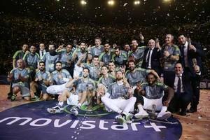 El Madrid, campeón de la Copa del Rey 2016