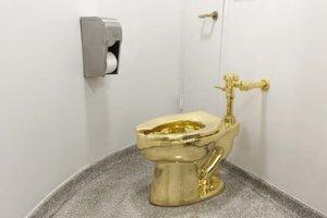 La mansión donde nació Churchill sufre un robo extraño: un váter de oro
