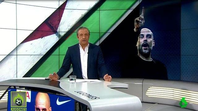 La mayor rajada de Pedrerol contra Guardiola tras ganar la Premier