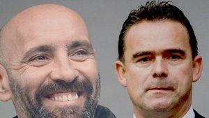 Monchi y Overmars suenan para liderar desde los despachos la reconstrucción del Arsenal