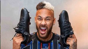 Neymar ha fichado por Puma