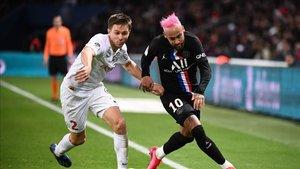 Neymar, de lesión en lesión