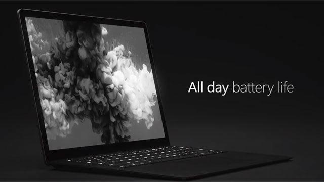 Nuevo modelo del portátil estrella de Microsoft