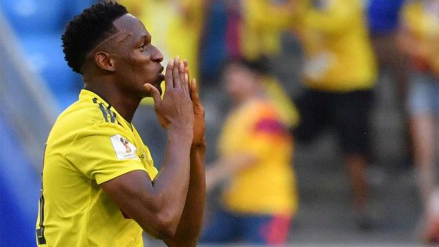 OTRA VEZ MI NEGRO GRANDE. La emocionante narración del gol de Yerry Mina que mete a Colombia en octavos
