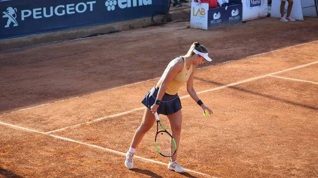 Paula Badosa alcanzó las semifinales del torneo de Palermo en 2019