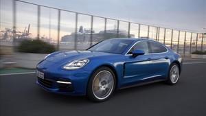 Porsche Panamera S4