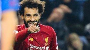 ¿Qué hace Salah teniendo una cita con Rashford?