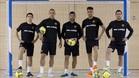 Rafa López, Aicardo, Adolfo, Ferrao y Roger Serrano se apuntan a la Copa de España