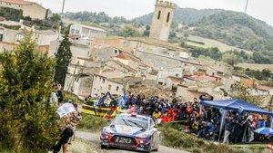 El Rally Catalunya es una de las pruebas de referencia del Mundial