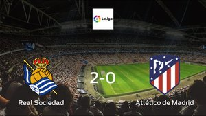 Real earned hard-fought win over Atlético 2-0 at Reale Seguros Stadium