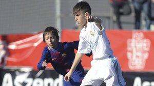 Real Madrid y Barcelona se enfrentaron en la edición de la temporada pasada
