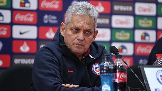 Rueda explica la ausencia de Bravo en la lista de convocados para la Copa América