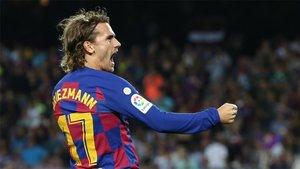La sanción al Barça por el caso Griezmann se queda en una multa simbólica