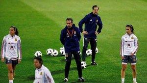 La selección española disputará tres amistosos