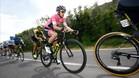 Simon Yates afronta una etapa tranquila al frente de la general del Giro