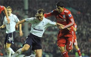Suárez estuvo cerca del Tottenham en 2010