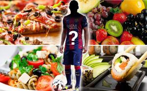 El sushi y la pizza, protagonistas en el vestuario del Barça
