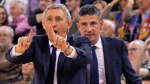 Svetislav Pesic está satisfecho con la marcha del equipo
