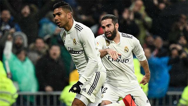 Top 5 goles de la jornada en LaLiga
