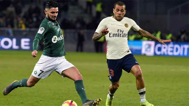 Tuchel: Alves tiene cosas únicas, ojalá renueve