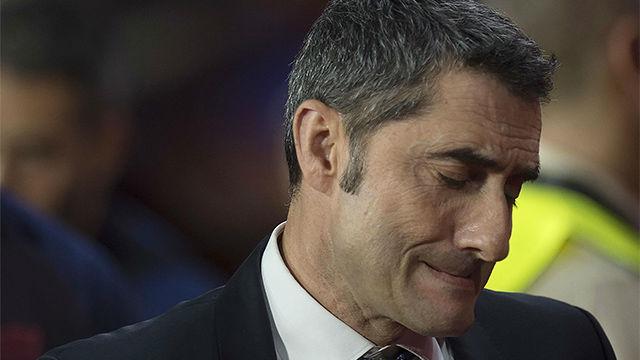 Valverde: Fuera de casa no estamos haciendo buenos partidos