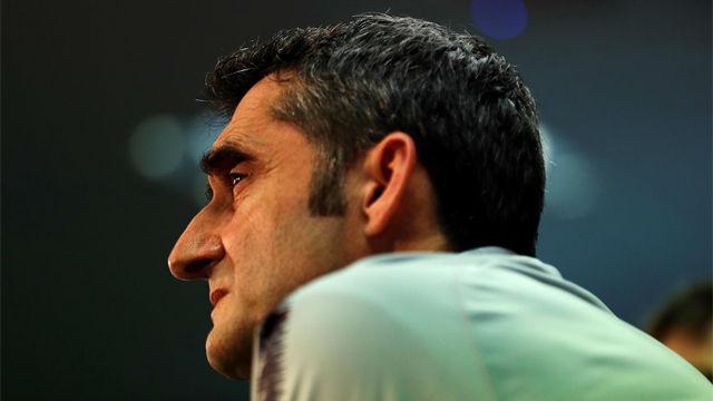 Valverde habló sobre la situación de Munir