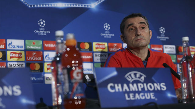 Valverde: Intentaremos marcar en Stamford Bridge