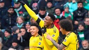 Varios jugadores del Dortmund se saltaron el protocolo sanitario
