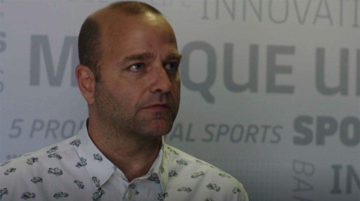 Xavier Vilajoana, sobre la renovación de Lluís Cortés: Ha hecho un muy buen trabajo