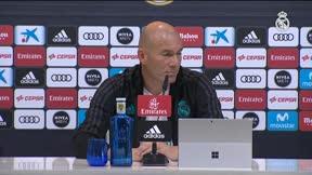 Zidane habló de Bale