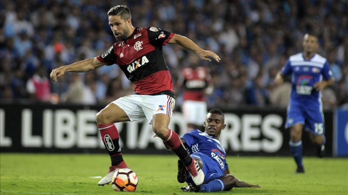 Flamengo y Sao Paulo lideran el campeonato en Brasil 243010466494e