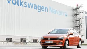 El Polo se fabrica en Volkswagen Navarra.