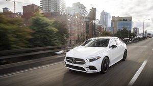 Nuevo Mercedes-Benz Clase A.