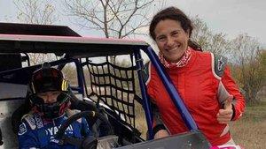 Rosa Romero vuelve a correr el Dakar