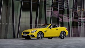 Nuevo Mercedes-Benz SLC Final Edition.