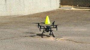 Drones de la DGT.