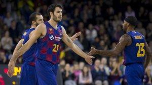 Abrines se enfrentará este domingo al Unicaja, el equipo con el que debutó en ACB
