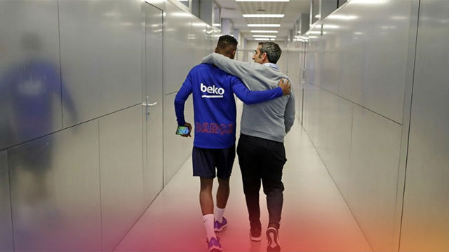 Se acabó la era Valverde en el FC Barcelona