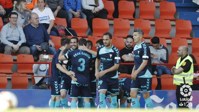 El Albacete se acerca al ascenso directo