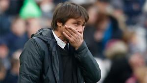 Antonio Conte, entrenador del Chelsea, valoró la eliminatoria de la Champions 2017/18 contra el Barça