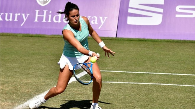 Samantha Stosur elimina a Lara Arruabarrena en Mallorca