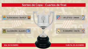 Sorteo Copa del Rey: los emparejamientos de Copa del Rey ...