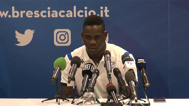 Balotelli: Mi madre lloró cuando supo que podía fichar por el Brescia