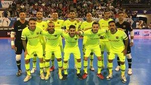 El Barça Lassa ya sabe los horarios de la Elite Round de la Champions