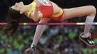 Beitia no quedó satisfecha de su actuación en el Mundial de Pekín